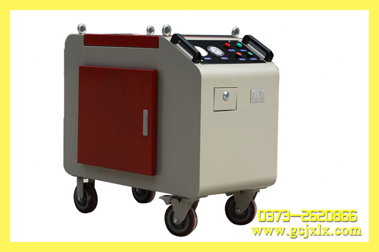 LYC-40C系列箱式滤油机