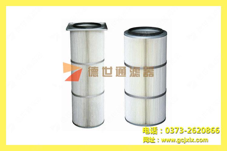 聚四氟乙烯覆膜滤筒325*900