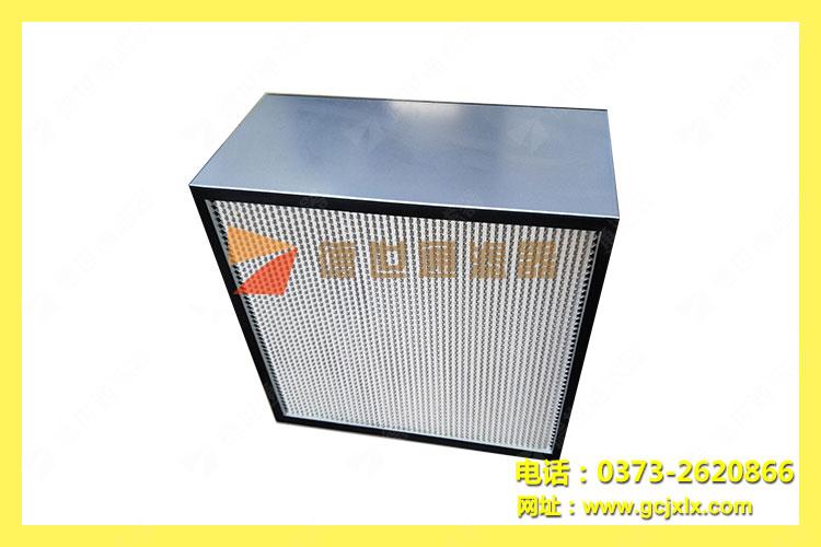 食品厂烘箱专用高效空气过滤器