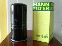 热卖MANN曼牌机油滤清器WD13145