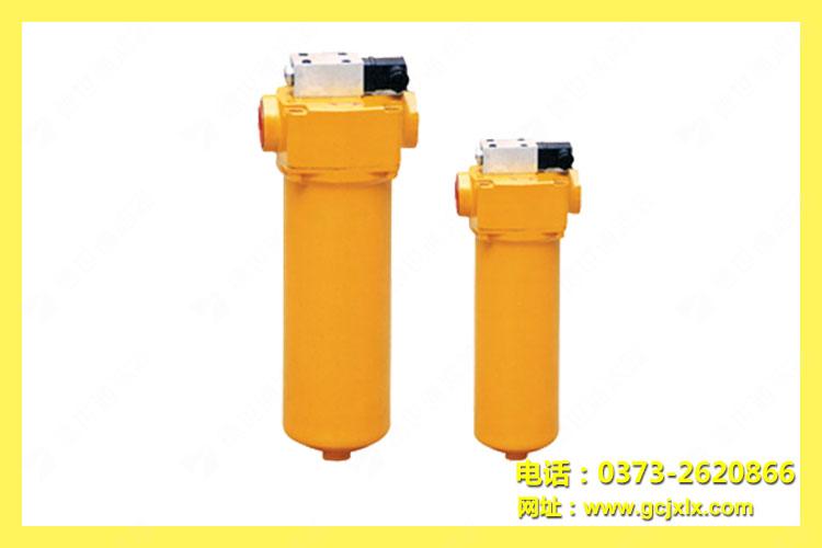 ZU-A63*10P系列回油过滤器