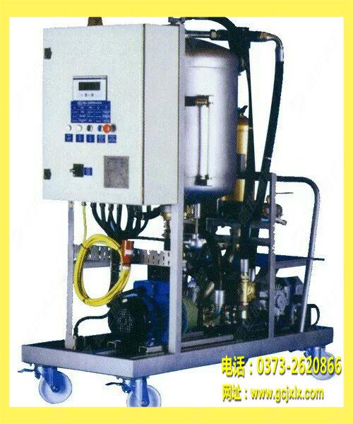 颇尔真空滤油机HNP073R3APZCP-